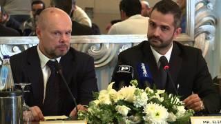 Press Conference - The Presentation of our Sponsor, Geraklion!