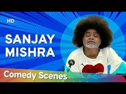 Sanjay Mishra Comedy - (संजय मिश्रा हिट्स कॉमेडी) - Hit Comedy Scenes - Shemaroo Bollywood Comedy