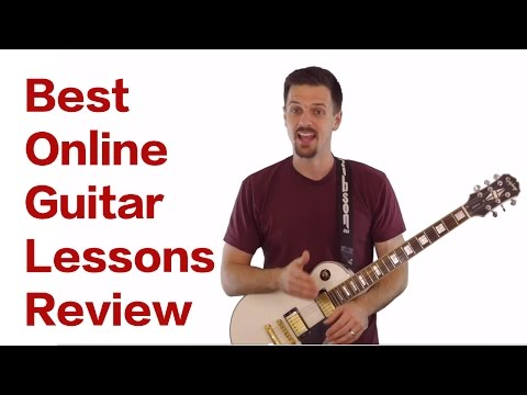 Best Online Guitar Lessons Review – Guitar Tricks / Jamplay