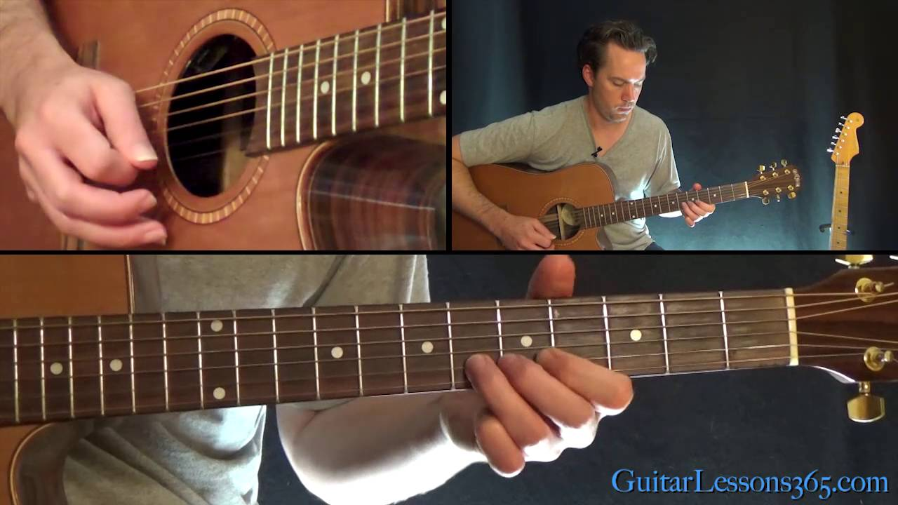 Nirvana – Lake Of Fire Guitar Lesson (Acoustic)
