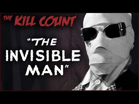 The Invisible Man (1933) KILL COUNT
