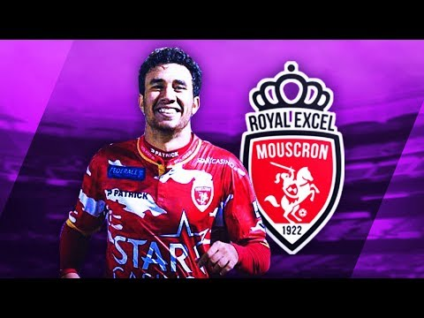 TREZEGUET تريزيجية | Goals, Skills, Assists | Mouscron | 2016/2017 (HD) (видео)
