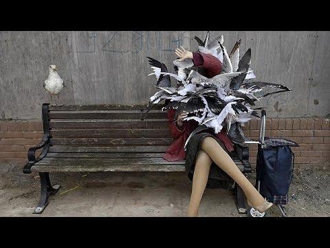 M. Βρετανία: Aνάρπαστα τα εισιτήρια για τον Μπάνξι