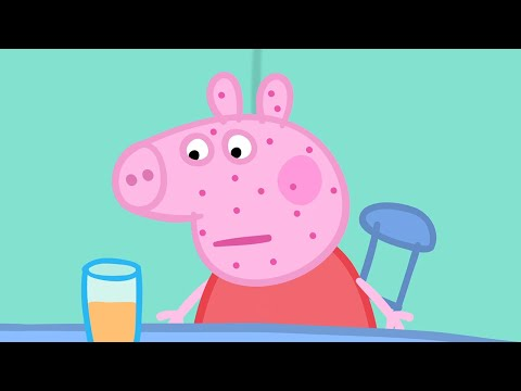 Peppa Pig Full Episodes |Peppa Is Not Very Well #77