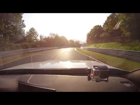 BMW M3 (F80) Nürburgring Nordschleife Ringtaxi together with friends 2016-09-10