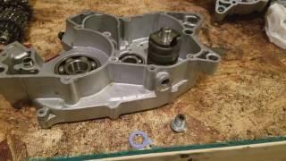 9. 2005 Yamaha Blaster shifting problem