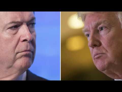 Trump: Firing 'nut job' FBI chief 'eased pressure'