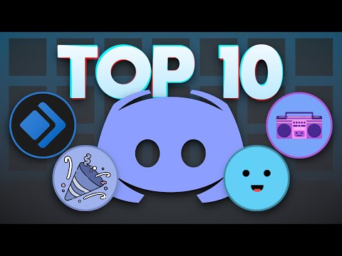 Top 10 BEST Discord Bots to use in your server! (2020 Guide)