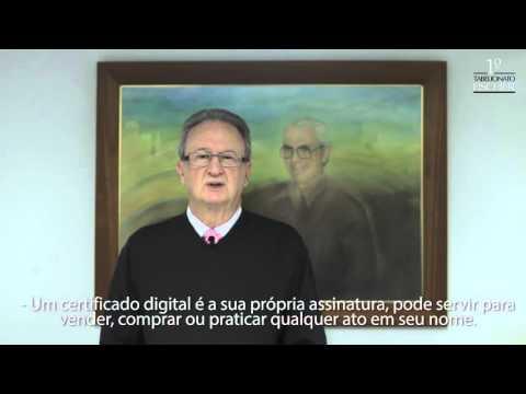 Conhecimento a serviço da comunidade - Certificação Digital