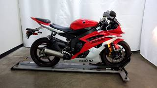 8. MSN5504 2013 Yamaha YZF R6   – used motorcycles  for sale– Eden Prairie, MN