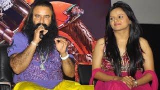 UNCUT: MSG The Warrior Lionheart Dr. Gurmeet Ram Rahim Singh Visit Fun Cinema for reaction