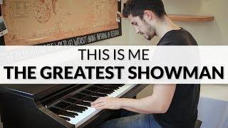 Video The Greatest Showman - This Is Me (Keala Settle) | Piano Cover MP3, 3GP, MP4, WEBM, AVI, FLV Januari 2018
