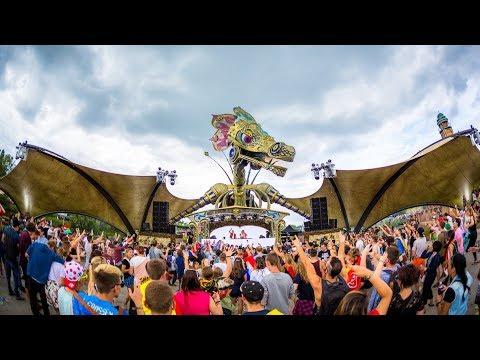 Tomorrowland Belgium 2017   Point Point (видео)