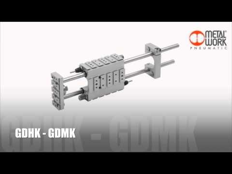 Metal Work Pneumatic #12 highlight 2015 GDHK-GDMK