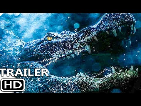 BLACK WATER: ABYSS Official Trailer (2020) Horror Movie