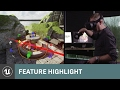 VR Editor: Building VR in VR with UE4 | Feature Highlight | Unreal Engine