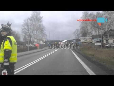 Stávka v Polsku pkračování