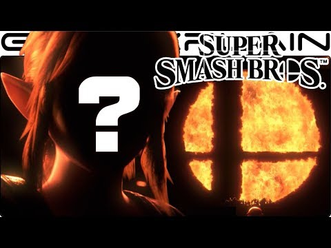 Super Smash Bros. Switch: Who's Hiding in the Flames? (Real-Time Character Analysis)
