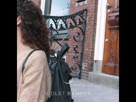 Violet Hamden Violet Hamden Backpack Midnight Black