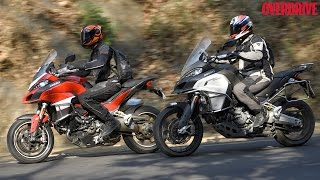 6. Ducati Multistrada 1200 S & 1200 Enduro - How different are they?