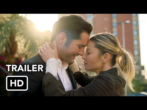 Lucifer Season 2 Val's Day Promo 'A Devilish Love Story'