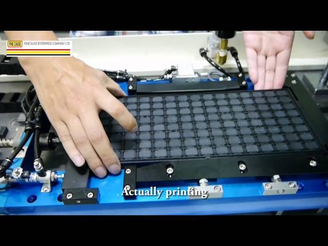 FC-680-AY MICRO SD 移印专用机 (全机包覆)