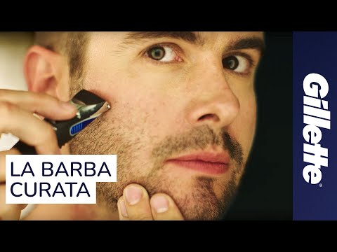 Come Curare la Barba Corta | Gillette STYLER | Tutorial