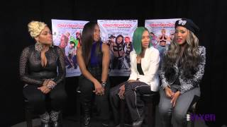 T-Boz, Chili, Lil Mama and Drew Sidora Talk VH1's TLC Biopic - YouTube