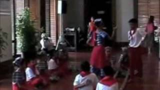 Kaibigan Foundation Tinikling Dance