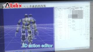 H1 Series Robot Kits 官方宣傳片