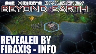 Civilization Beyond Earth - Civ BE Announced By Firaxis & Details Given - Info