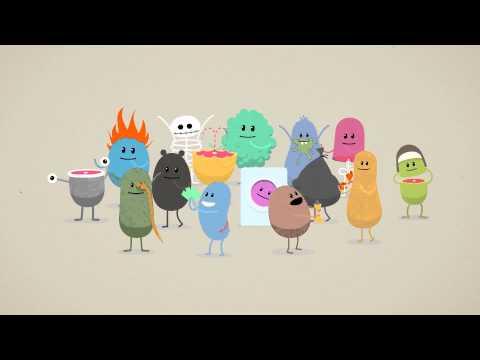 用可愛的動畫方式,做成的安全宣導影片!