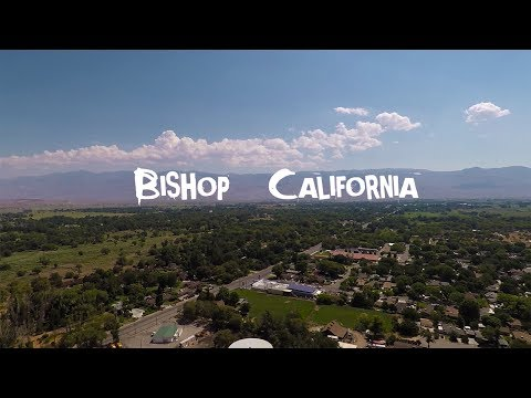 My home town of Bishop California
