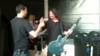 Best Foo Fighters Private Video Ever - dave grohl