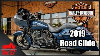 7. 2019 Harley-Davidson Road Glide 114 Test Ride and Review