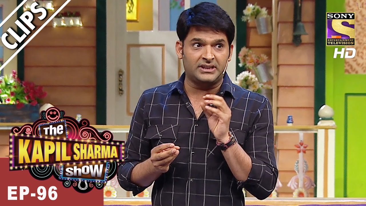 Kapil's funny insights on Restaurants  – The Kapil Sharma Show – 9th Apr, 2017