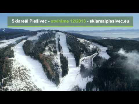 Skiareál Plešivec, Česká republika - ©Petr Lněnička