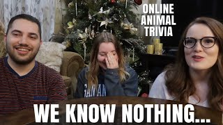 How Much Do We REALLY Know About Animals? Animal Trivia + Emilee Rose/Reptiliatus!   Vlogmas Day 5 by Emma Lynne Sampson