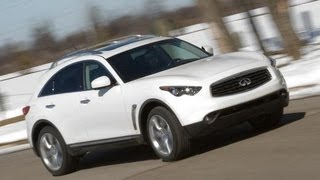 2009 Infiniti FX50S - Long-Term Road Test - CAR And DRIVER
