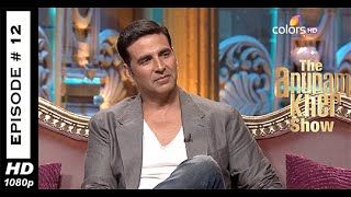 Akshay Kumar In The Anupam Kher Show - Episode 12 - (21st September 2014)