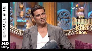 Akshay Kumar In The Anupam Kher Show - Episode 12 - (21st September 2014)