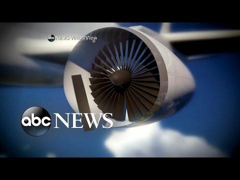 Engine-maker Rolls Royce suggests fan blade broke on Air Asia A330 (видео)