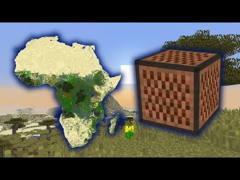 Video Toto - Africa (Minecraft Note Block Cover) download in MP3, 3GP, MP4, WEBM, AVI, FLV January 2017