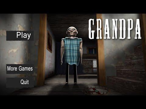 GRANDPA (Mobile Horror Game) (видео)