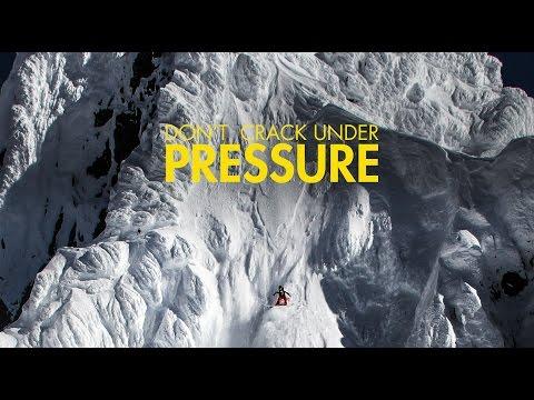 Don`t crack under pressure