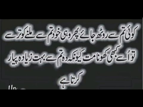 Quotes about friendship - Urdu Quotes Of Hazrat Ali About friendship And Love