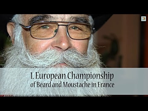 europameisterschaft - Championnat d'Europe de belles barbes et moustaches more Beard-Videos: https://www.youtube.com/playlist?list=PLA5BDBA90832A56BE http://www.domainenature.org/...