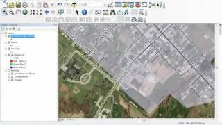 Introduction to ArcMap Demo- ArcGIS Version 10 Demo - GT-101 - Washington College