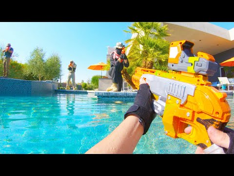 First Person Shooter in Real Life