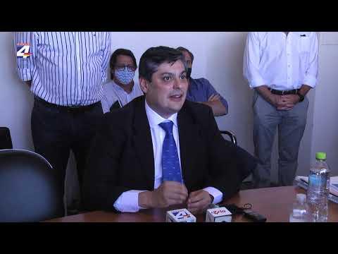 Vicepresidente del INAU se reunió con Olivera para conocer detalles sobre gestión de los CAIF